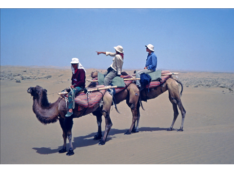 The Silk Road Expedition Gallery